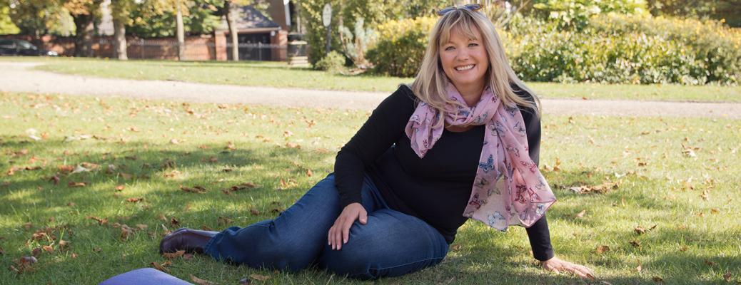 Dawn Wright Yoga Teacher